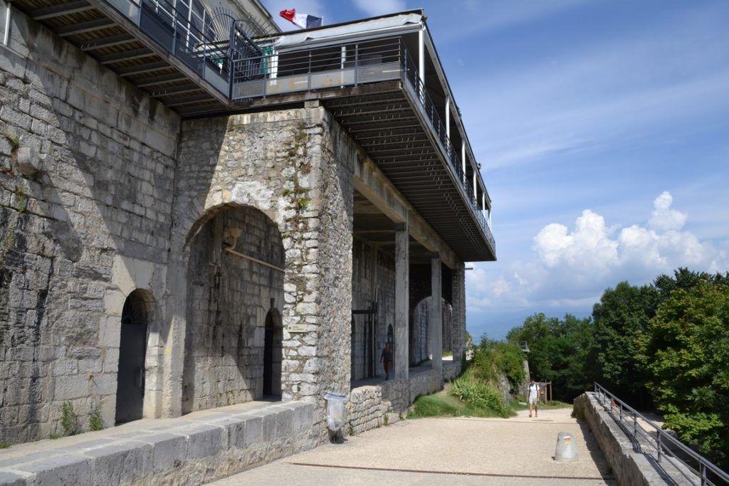 Un edificio de la Bastilla