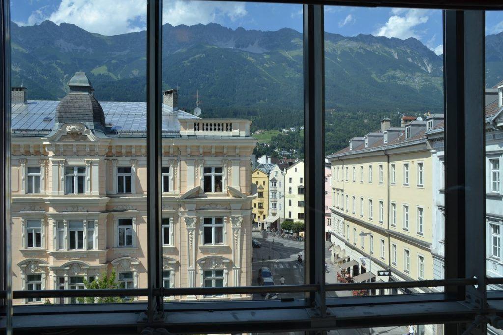 Bonitas vistas desde el hotel