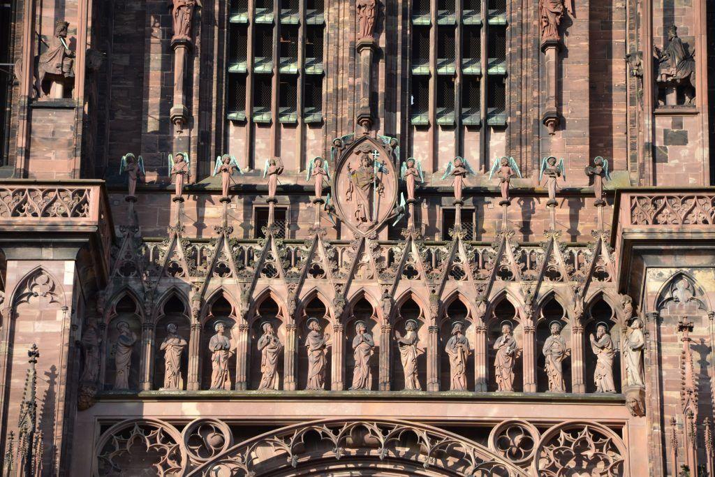Otro detalle de la Catedral Notre Dame